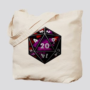D20 color Tote Bag