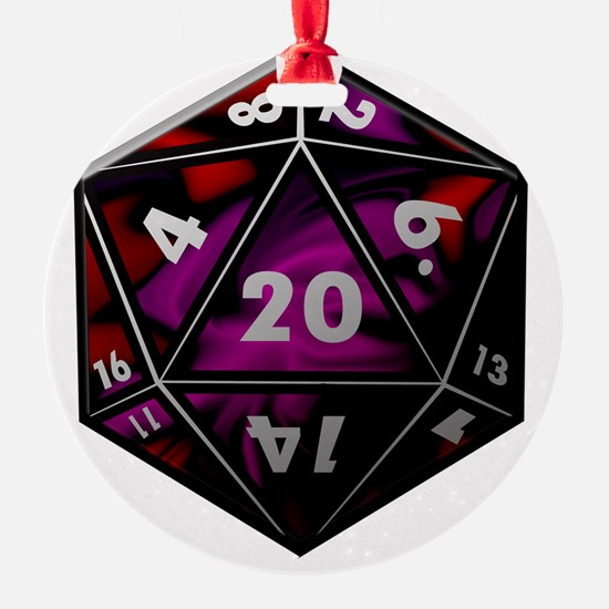 D20 color Ornament
