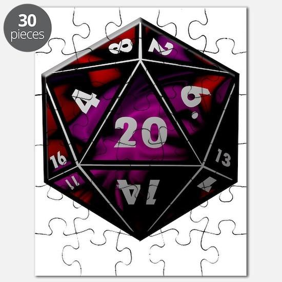 D20 color Puzzle
