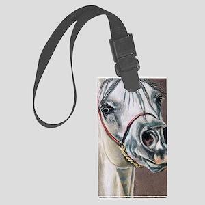 Arabian Stallion Large Luggage Tag