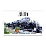 Train / Railroad - Mini Poster Print - Big Boy