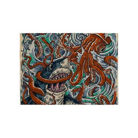 cool rug designs. Epic 5\u0027x7\u0027Area Rug Cool Designs E