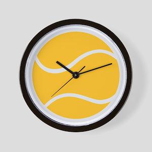 tennis_ball Wall Clock