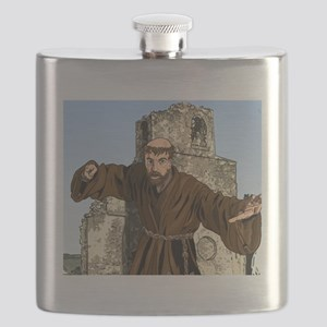 St. Francis Flask