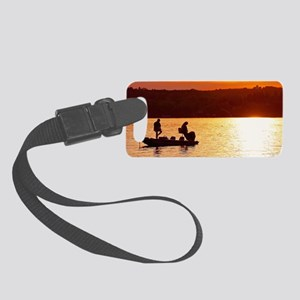 Anglers Small Luggage Tag