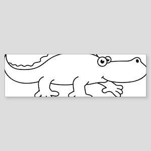 lizard Sticker (Bumper)