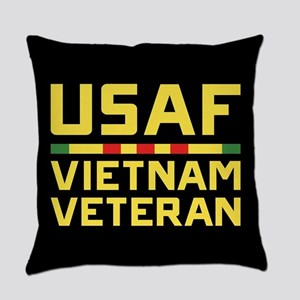 USAF Vietnam Veteran Everyday Pillow