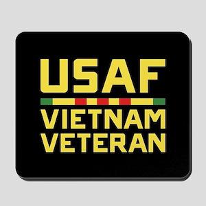 USAF Vietnam Veteran Mousepad