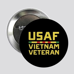 "USAF Vietnam Veteran 2.25"" Button"
