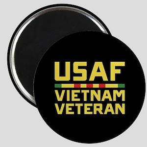 USAF Vietnam Veteran Magnet