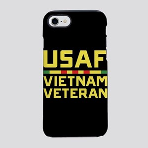 USAF Vietnam Veteran iPhone 7 Tough Case