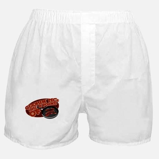 Pound Of Bacon Boxer Shorts