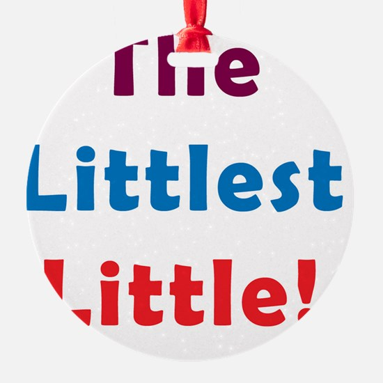 Littlest Little Ornament