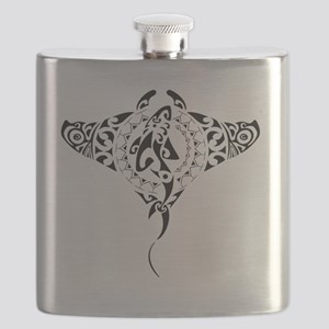 The Ethical Water Company Flask