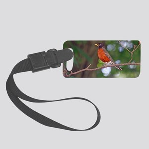 Robin Small Luggage Tag