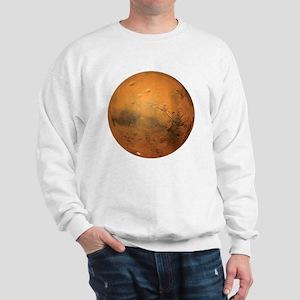 Planet Mars Sweatshirt