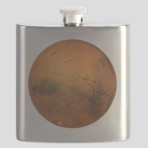 Planet Mars Flask
