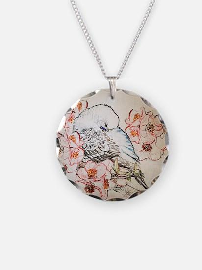 Mousepad Parakeet 004 Necklace