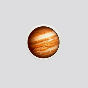 Planet Jupiter Mini Button