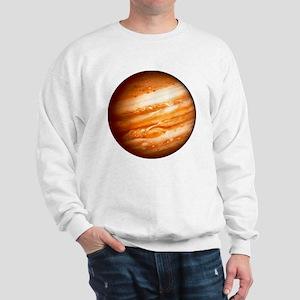 Planet Jupiter Sweatshirt