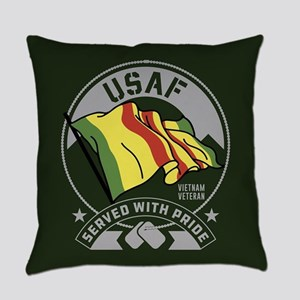 USAF Served With Pride Everyday Pillow