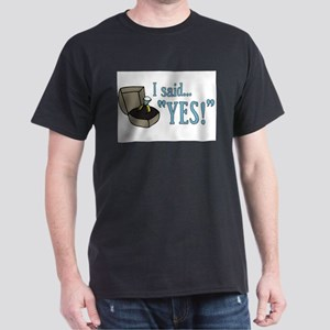 "I Said ""Yes!"" Newly Engaged T-Shirt"