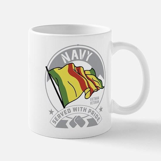 Navy Served with Pride Mug