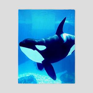 Killer Whale Twin Duvet