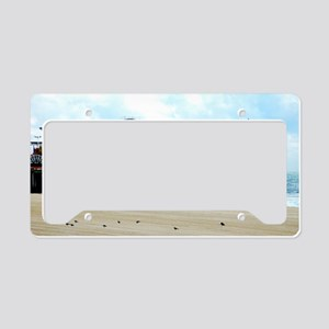 Jersey Shore Seaside Heights  License Plate Holder