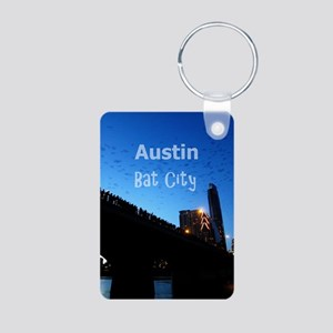 Austin_9x13.6_CongressAven Aluminum Photo Keychain