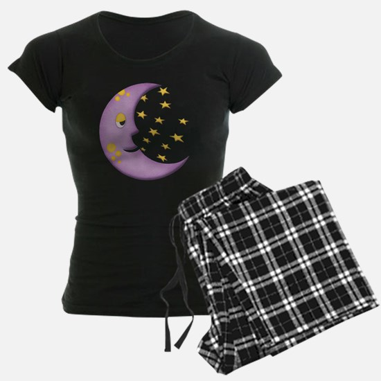 Sleepy Moon Pajamas