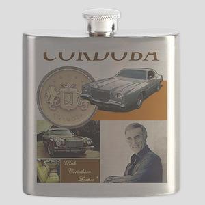 In Cordoba I have What I Need Flask