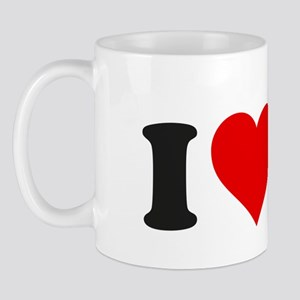 loveRoosters1A Mug