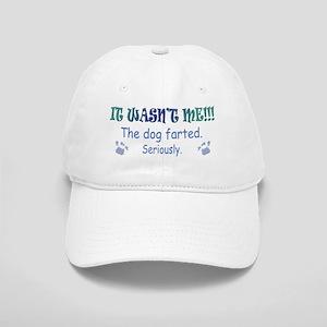 dog farted more dog breeds Cap