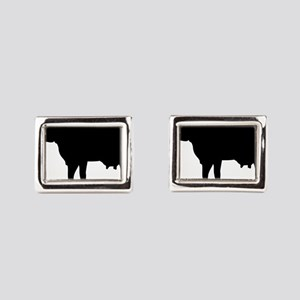 Black Cow Cufflinks