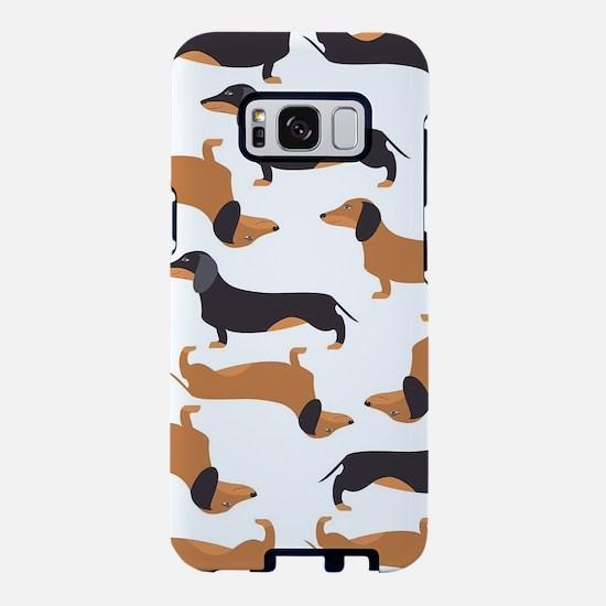 Cute Dachshunds Samsung Galaxy S8 Case