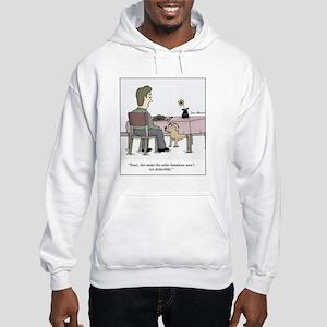 Dog Donation Hooded Sweatshirt