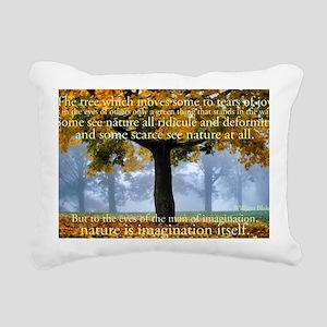Tree 5 Rectangular Canvas Pillow