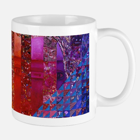 Conundrum I – Rainbow Woman Mug