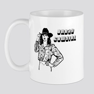 Urban Cowgirl Mug