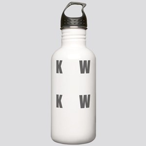 Know Pain Gain Stainless Water Bottle 1.0L