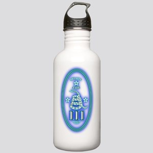 Molon Labe (Vertical G Stainless Water Bottle 1.0L