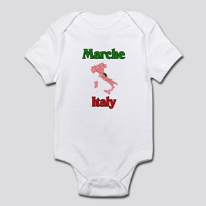 Marche Italy Infant Bodysuit