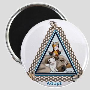 Adopt Celtic Magnet