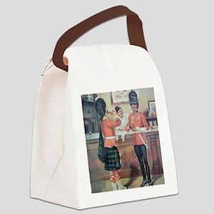 McEwans Ale Poster Canvas Lunch Bag