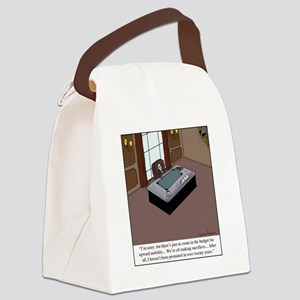CEO Promotion Canvas Lunch Bag