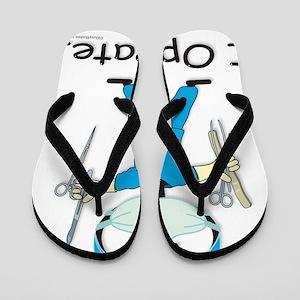 Surgeon Flip Flops