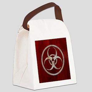 biohaz-steelwood-CRDh Canvas Lunch Bag