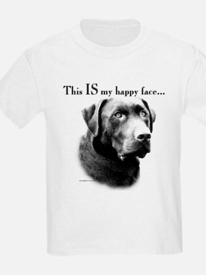 Lab Happy Face T-Shirt