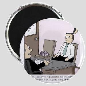Brain Interview Magnet